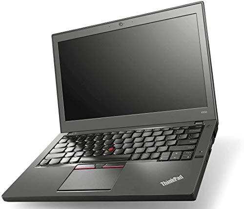 Lenovo ThinkPad X250 Touchscreen 12.5' Laptop Intel Core i5 5Gen 8GB RAM 512GB SSD Win 10 (Refurbished)