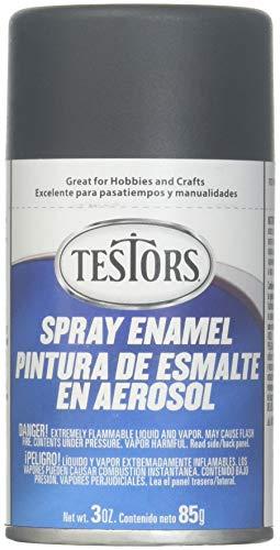 testors paint black flat - 8