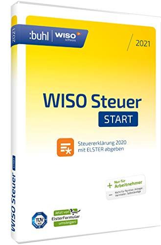 WISO Steuer-Start 2021 (für Steuerjahr 2020 | Standard Verpackung)