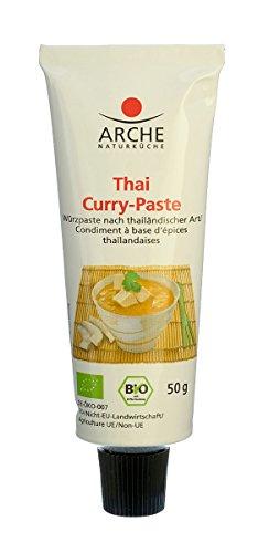 Arche Thai-Curry-Paste (50 g) - Bio