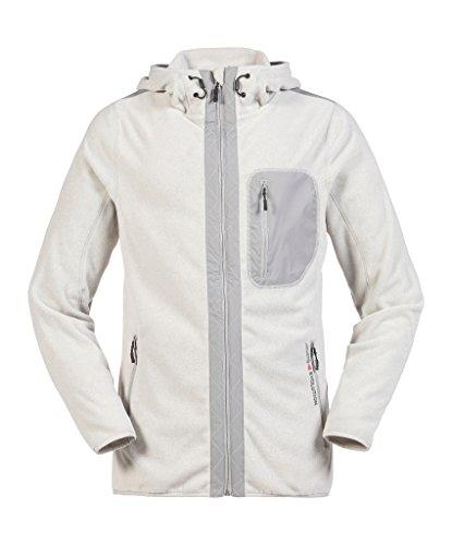 MUSTO Tundra Veste à capuche en polaire ()