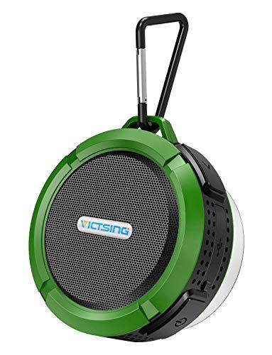 VicTsing SoundHot C6 Portable Bluetooth Speaker, Waterproof Bluetooth Speaker with 6H Playtime, Loud...