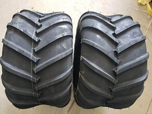 Kenda Pair 24x12.00-12 4P K472 Chevron Lug Ag Bar Tires