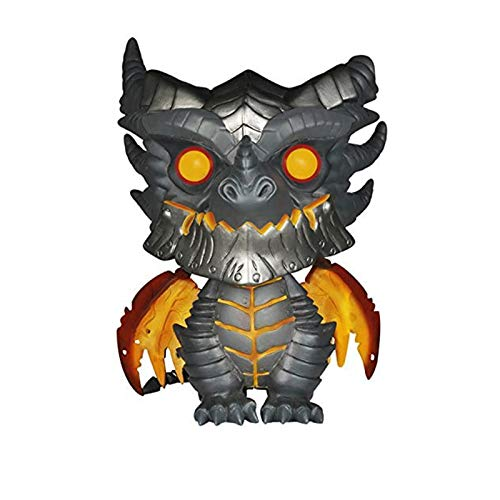 GJLMR World of Warcraft Figure Deathwing Neltharion Chibi Vinyl 10cm XCJSWZZ