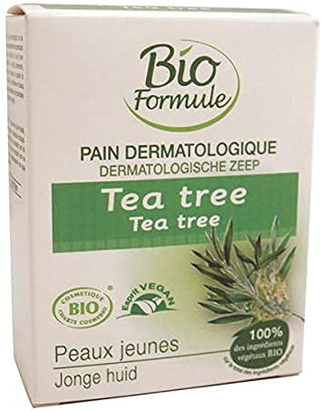 Bioformule - 0018341 - Pain Dermatologique - Tea Tree -...