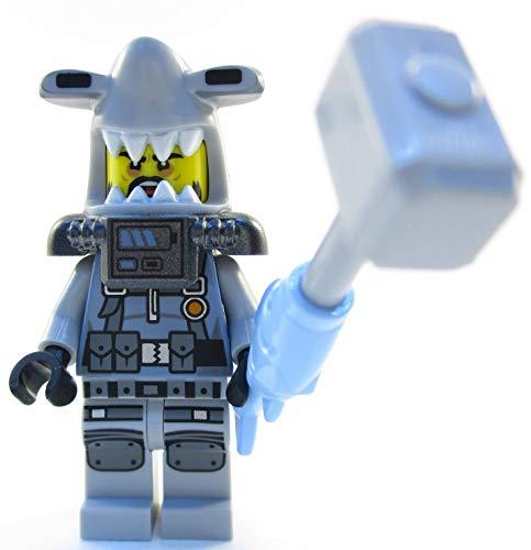 LEGO The Ninjago Movie Hammer Head Minifigure Split da 70615 Set (confezionato)