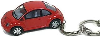Bling My Bug Beetle Keychain Red Bug