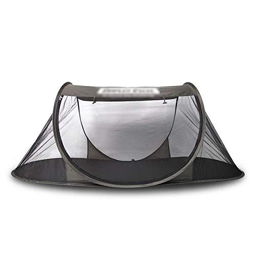 Jiamuxiangsi- Muggen Account Luifel Gratis Installatie Enkelvoudige Inklapbare Snelheid Open Camping Anti-Muggen Vocht (Summer) -tent