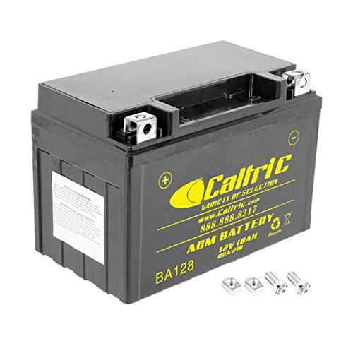 Caltric compatible with Agm Battery Honda Vt750C Vt750Ca Shadow Aero 750 Abs 2004-2009