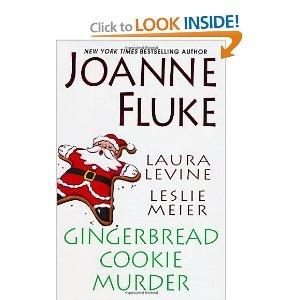 Paperback Gingerbread Cookie Murder Book
