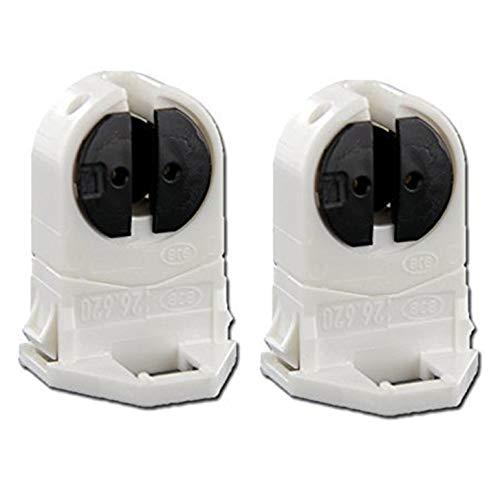 BJB Dependable Lighting T5 houder voor Tombstone Snap-in & Slide-On (voor TL-lampen T5 en LED-buizen)
