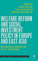 Welfare Reform and Social Investment Policy: International Lessons and Policy Implications (Research in Comparative and Global Social Policy)