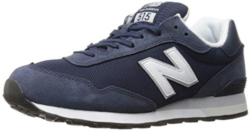 New Balance 515 Core, Zapatillas para Hombre, Navy, 40.5 EU Medium