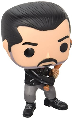 Funko - Pop! Vinilo Colección The Walking Dead - Figura Negan...