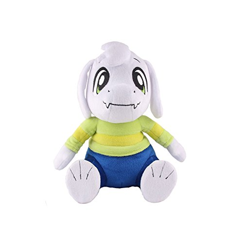 WAREHOUSEDEALS Inspired by Undertale Asriel Plush Toys Doll Stuffed Soft