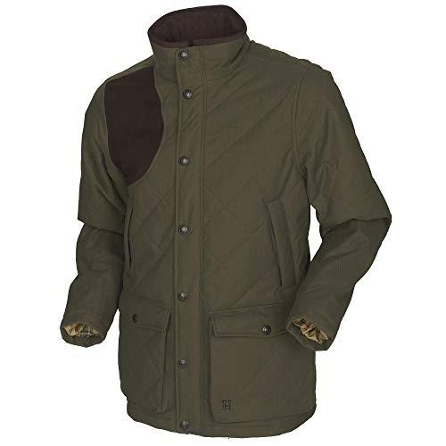 Härkila Westfield - Giacca da caccia, giacca funzionale, giacca robusta, giacca da pilota per cani Willow Green 60