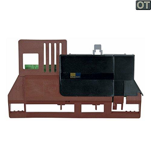 Bosch Siemens 00755144 755144 ORIGINAL Elektronik Steuerung Bedienmodul Regeleinheit Dunsthaubenplatine Steuerelektronik Steuerungsplatine Dunstabzugshaube Abdunsthaube