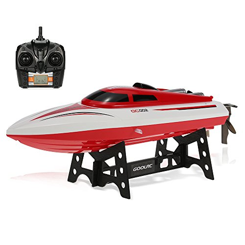 GoolRC GC002 Remote Control Boat 2.4GHz...