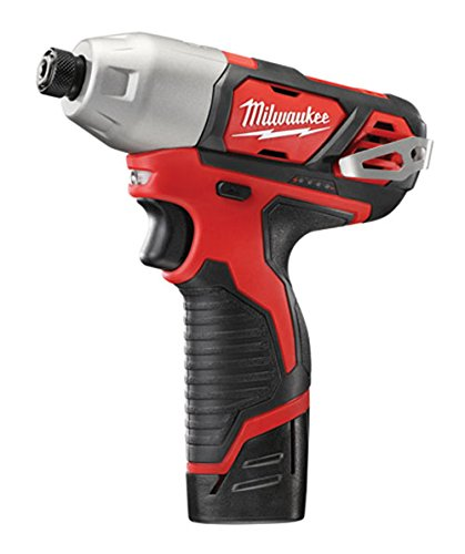 Why Should You Buy Milwaukee Impact Driver Kit M12 12 V 1000 In-Lbs. Of Torque 0-2500 Rpm 0-3300 Ipm...