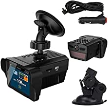 $89 » Radar Detector Auto Mobile Car DVR Camera Recorder 2 In1 Dash Cam Video Registrator with Anti Speed Radar Detector Radar d...