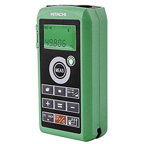 Hitachi UG50Y - Medidor laser alcance de 0,5 a 50m 1 x 9V