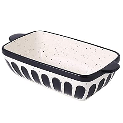 Ceramic Loaf Pan Bread Baking Dish Toast Baking Pan Bakeware for Home Kitchen Cooking Tool