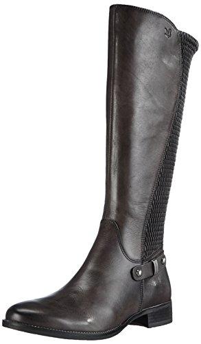 Caprice 25532, Damen Reitstiefel, Grau (GREY 200), EU 38.5 (5.5 Damen UK)