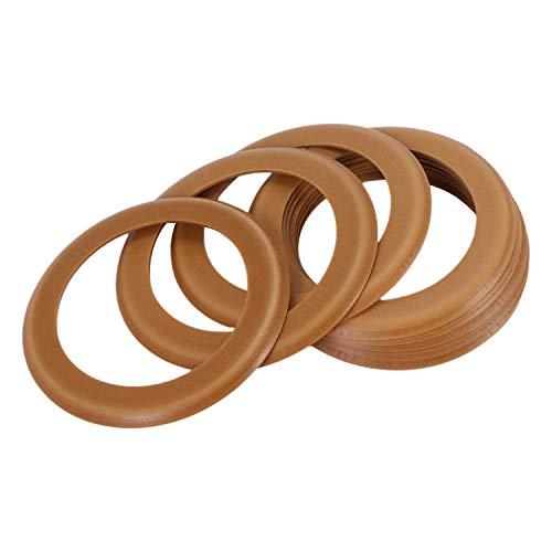 Monland 10 StüCk 1100W Dental Compressor Verwenden Kolben Polyimid Gummi Ring ?Lfreie Luft Kompressor PTFE-Ringe