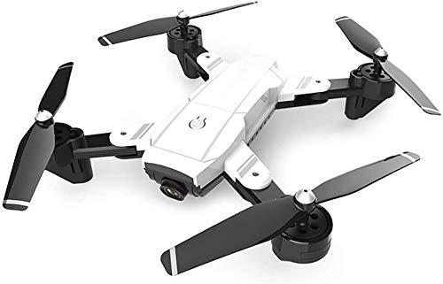 1080P HD uitzendtijden Drone op afstand bestuurd dual lens vier aces, gesture recognition, 3D-beweging, volg mij, headless mode, draadloze real-time transmissie,wit