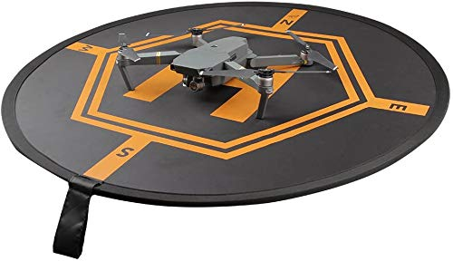 Hensych Drone Landing Pad Landeplatz für Spark Mavic Pro Phantom 2 3 4 Inspire 1
