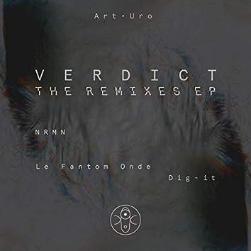 Verdict The Remixes EP