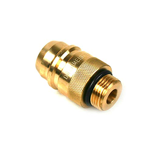 Drehmeister LPG Adapter (1 3/4
