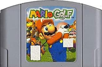 ASMGroup 64 Bit N64 Games Mario Golf