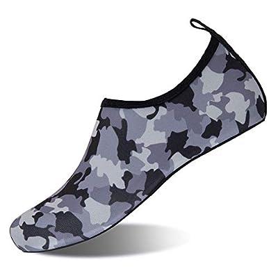 Water Shoes Swim Shoes Quick-Dry Aqua Yoga Socks for Women Men On Surf Swim Water Sport Beach Walk