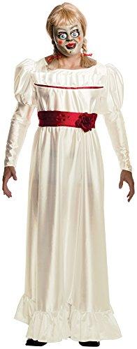 Rubie's Offizielles Annabelle-Kostüm für Erwachsene, The Conjuring Horror-Film, Größe XL