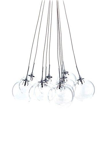 Tomasucci Sfere Lampe, Transparent
