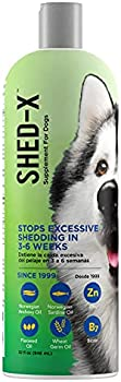 Shed-X Dermaplex Shed Control Liquid Daily Supplement For Dogs