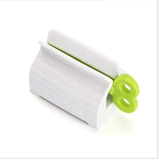 Manual Lazy Toothpaste Dispenser Tube Squeezer ABS Squeezing Tools Hair Color Dye Cosmetic Paint Squeezer Tube Wringer 1p...