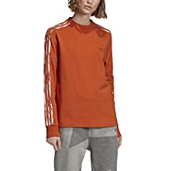 Adidas Camiseta de Manga Larga Naranja para Mujer - FN2770