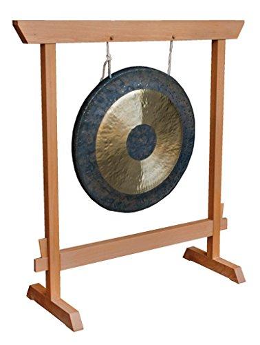 Gongständer Buchenholz für Ø 60cm Feng Gong Windgong Tamtam China Transportabel