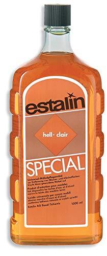 Estalin Special Hell - Clair 1000ml *****Reinigung und Pflege von Möbeln und Oberflächen aus hellem Holz*****