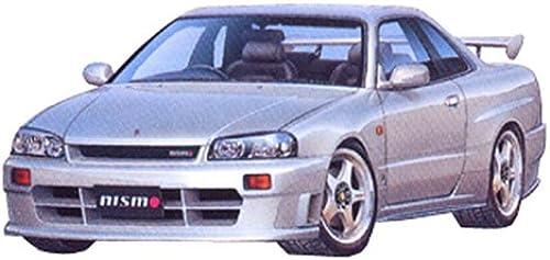 1 24 Skyline 25GT Turbo(R34) NISMO