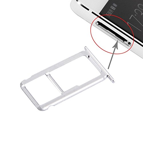 jingtingmy Fijar Las Piezas del teléfono renovar IPartsBuy for Huawei P9 Nano SIM + Micro SD/Nano Tarjeta SIM Bandeja de Accesorios