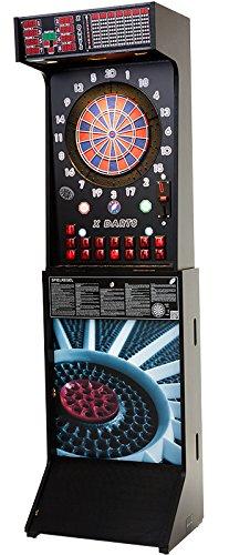 Diana X electrónica Diana Competición automática para hasta 8jugadores | 300+ Juegos | Fácil...