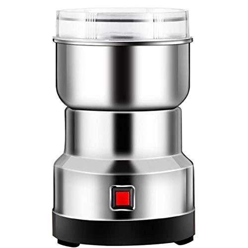 LOVEHOUGE Mini Molinillo De Granos Eléctrico,Molinillo De Café Eléctrico,Máquina Trituradora Multifunción para...