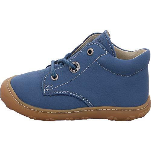RICOSTA Unisex - Kinder Boots Cory von Pepino, Weite: Weit (WMS),lose Einlage,terracare,flexibel,leicht,Kids,junior,Jeans (141),25 EU / 8 Child UK
