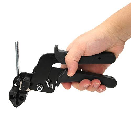Pistola de sujeción de cables de acero inoxidable, herramientas de sujeción de...