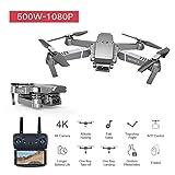 HITECHLIFE E68 Drone Caméra HD Grand Angle 4k / 1080p / 720p WiFi FPV Drones Pliants Enregistrement Vidéo en Direct Quadcopter Hauteur pour Tenir Le Drone De La Télécommande