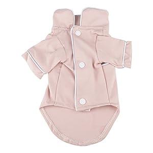 Fdit Pyjamas Chiot Animaux Chiens Vêtements de Nuit Chemise Costume Costume Manteau Printemps et Eté Vêtements