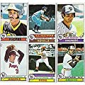 1979 Topps Baseball Complete Near Mint to Mint 726 Card Hand Collated Set Featuring Ozzie Smith's Rookie Card!! Loaded with Stars and Hall of Famers Including Nolan Ryan, Eddie Murray, Paul Molitor, Pete Rose, Johnny Bench, Tom Seaver, Mike Schmidt, Georg